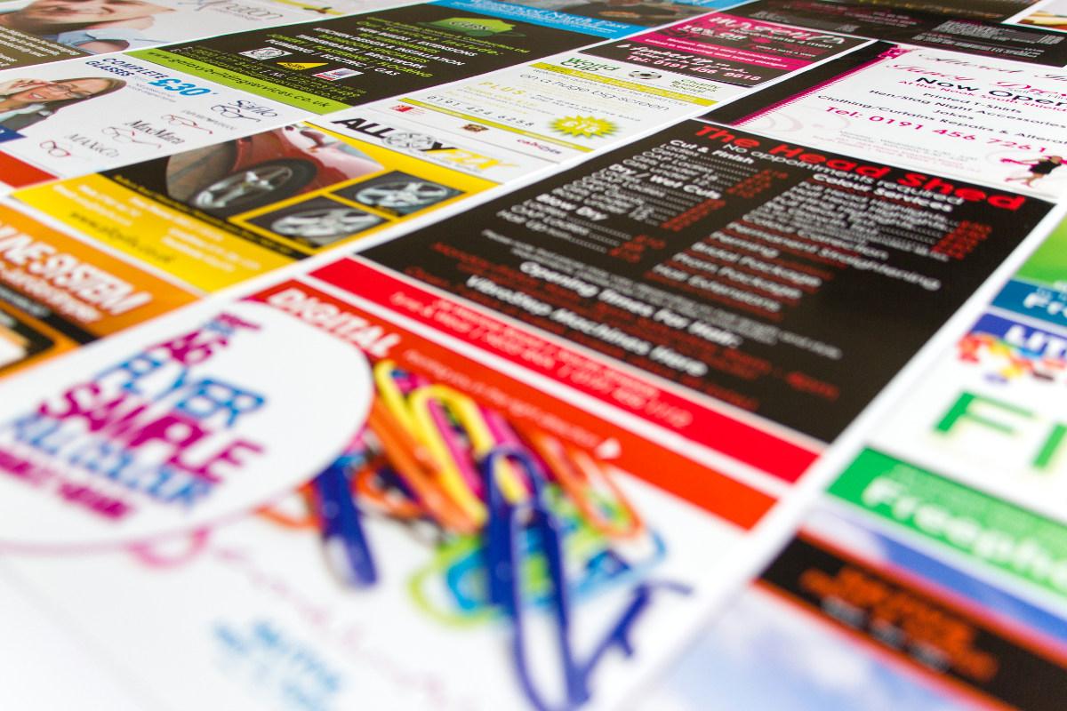 Kako do jeftinog a efektnog štampanog propagandnog materijala
