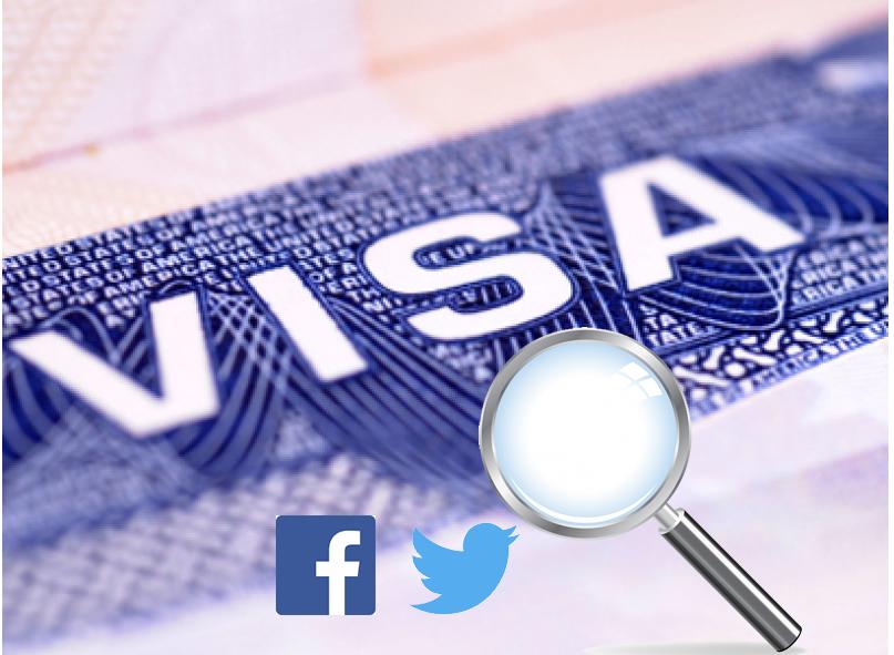 Od sada se aplikantima za američku vizu proveravaju i postovi na društvenim mrežama