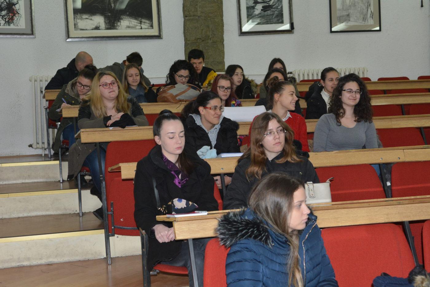 Gostovanje Travelcollaba na Visokoj turističkoj školi strukovnih studija u Beogradu